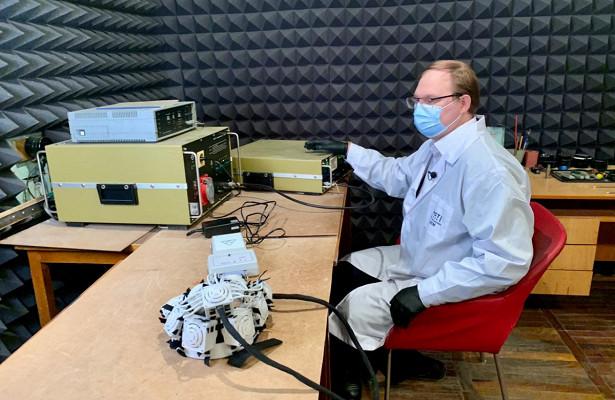 В Нижнем Новгороде испытали уникальный аппарат для лечения инсульта